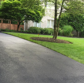 Repaired Driveway in Baltimore, MD